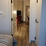view thru rooms from bdrm