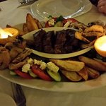 Chateaubriand at Zephyros Family Restaurant