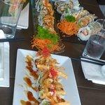 Photo of Uni sushi