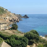 View of Lamorna Cove