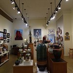 Art gallery of ceramic masterpieces