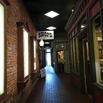 St. Michael's Alley is a Victorian/Western shopping treat