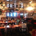 Foto van The Bar-B-Que Caboose Cafe