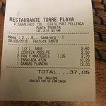 Photo of Restaurante torre playa