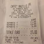 Bar Caffe' Nautilus의 사진