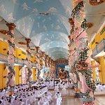 Photo of Cao Dai Temple