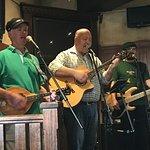 Irish band thru n thru