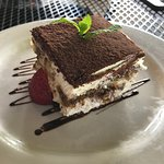 best tiramisu I've ever had-