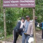 Chachabamba camino inca