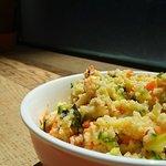 Hoop Bagel & Salad
