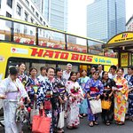 Special One day tour with Yukata in Summer