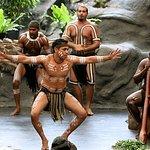 Tjapukai Cultural Park - Dancers