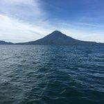 Kayaking in Lake Atitlan