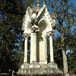 Intricate memorials