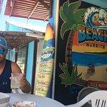 Salsa at Beachin Burrito