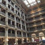 Photo of Peabody Library