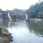 Wahrashi falls, syntung village, meghalya.. 2018
