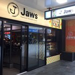 Jaws Sushi Hay Street Mall - Front of the shop