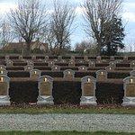Billede af Belgische Militaire Begraafplaats Ramskapelle
