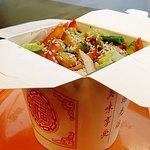 Курица с овощами / Vista ar dārzeņiem / Chicken with vegetables - 4.00 EUR