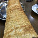 Foto de Sangeetha Vegetarian Restaurant Hong Kong
