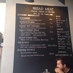 Bread & Meat Foto
