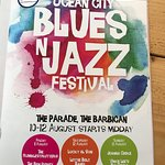 Jazz and Blues this weekend.
