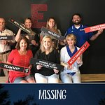 We escaped with only 48 seconds left on the timer!