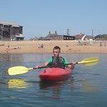 Kyle's Kayak session