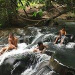 Bild från Namtok Ron (Hot Spring Waterfall ) - Khlong Thom