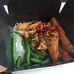 Firecracker Chicken box