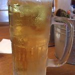 Ice cold beer!