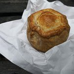 Fantastic pork pie