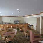 Breakfast Room Empty