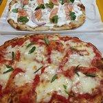 Пицца на тонком, хрустящем тесте