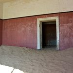 Photo of Kolmanskop Ghost Town