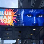 Foto de Blue Man Group