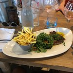 Steak n chips - awesome!
