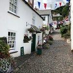 Foto Clovelly Village