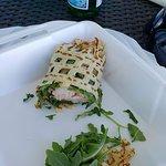 Lobster Crepe!