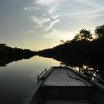 Navegando pelo Rio Tupana