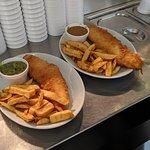 Foto de Harry's Fish and Chips Acomb