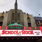 See live Broadway LA shows at The Pantages Theatre in Hollywood.
