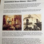 History of the restaurant