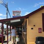 Foto de Brown's Seabrook Lobster Pound