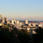 You can see for miles from Kerry Park