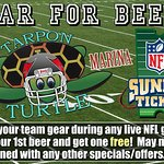 Enjoy your favorite teams at the Turtle