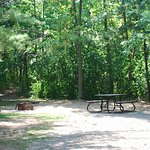 Camping!  Campground located at 3201 Upper Middle Road W.