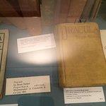 """""""Drácula"""", primera edición de Bram Stoker, Dublin"""