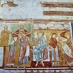 des fresques sous des fresques_basilique san Zeno de Vérone